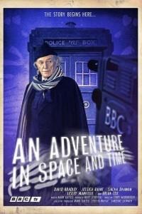Caratula, cartel, poster o portada de An Adventure in Space and Time