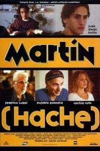 Caratula, cartel, poster o portada de Martín (Hache)