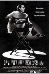 Caratula, cartel, poster o portada de Ed Wood