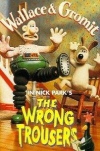 Caratula, cartel, poster o portada de Wallace y Gromit: Los pantalones equivocados