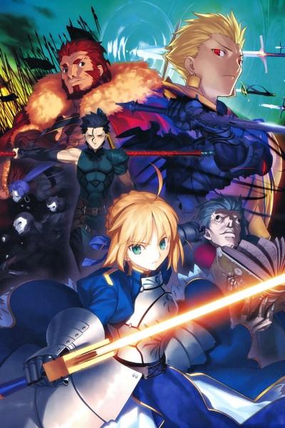 Caratula, cartel, poster o portada de Fate/Zero