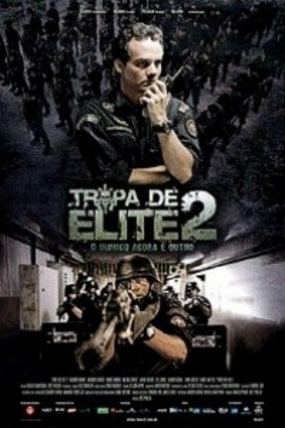 Caratula, cartel, poster o portada de Tropa de élite 2