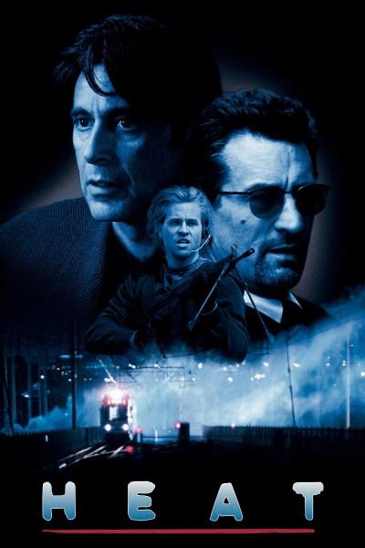 Caratula, cartel, poster o portada de Heat