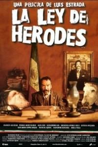 Caratula, cartel, poster o portada de La ley de Herodes