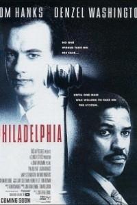 Caratula, cartel, poster o portada de Philadelphia