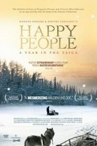 Caratula, cartel, poster o portada de Happy People: A Year in the Taiga
