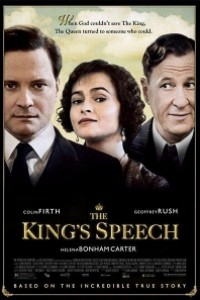 Caratula, cartel, poster o portada de El discurso del Rey