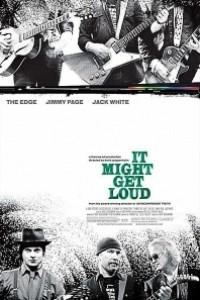 Caratula, cartel, poster o portada de It Might Get Loud