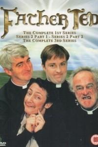 Caratula, cartel, poster o portada de Padre Ted