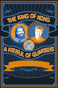 Caratula, cartel, poster o portada de The King of Kong: A Fistful of Quarters