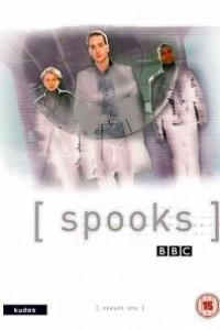 Caratula, cartel, poster o portada de Spooks (Doble identidad)