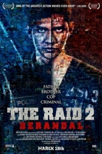 Caratula, cartel, poster o portada de Redada asesina 2 (The Raid 2)