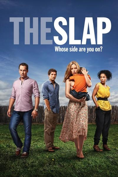 Caratula, cartel, poster o portada de The Slap