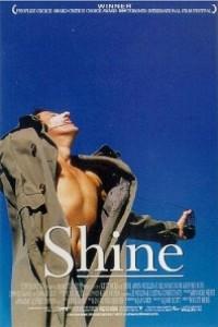 Caratula, cartel, poster o portada de Shine. El resplandor de un genio