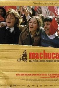 Caratula, cartel, poster o portada de Machuca