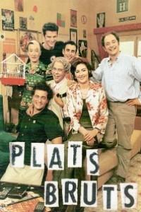 Caratula, cartel, poster o portada de Plats bruts (Platos sucios)