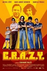 Caratula, cartel, poster o portada de C.R.A.Z.Y.