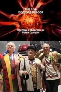 Caratula, cartel, poster o portada de The Five(ish) Doctors Reboot
