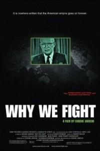Caratula, cartel, poster o portada de Why We Fight