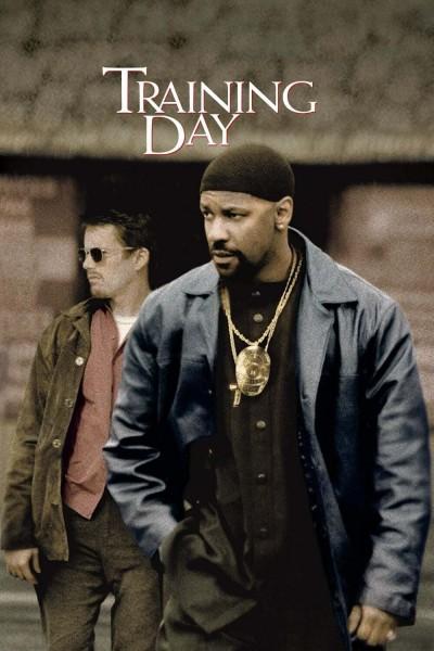 Caratula, cartel, poster o portada de Training Day (Día de entrenamiento)