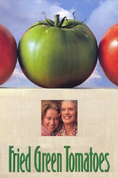 Caratula, cartel, poster o portada de Tomates verdes fritos