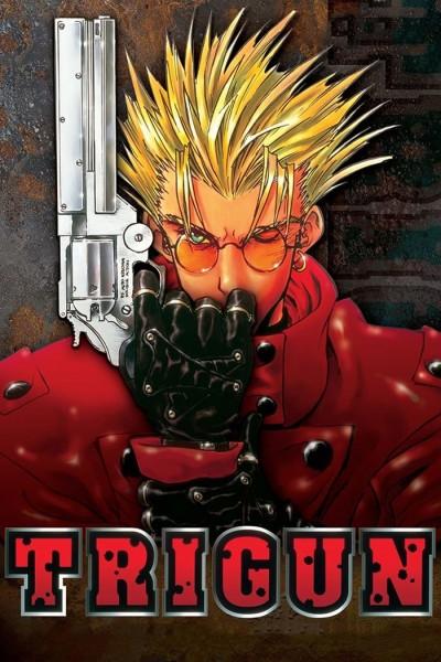 Caratula, cartel, poster o portada de Trigun