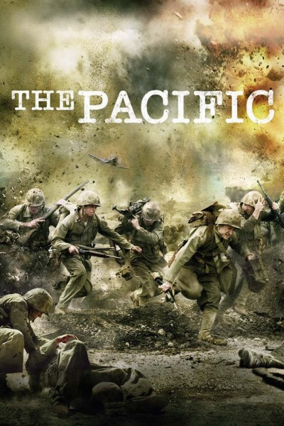Caratula, cartel, poster o portada de The Pacific