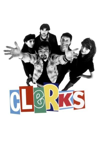 Caratula, cartel, poster o portada de Clerks