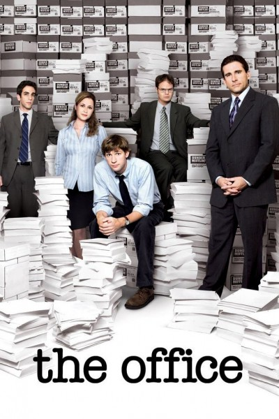 Caratula, cartel, poster o portada de The Office