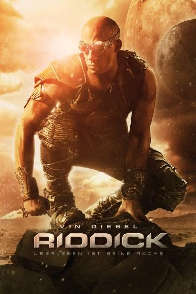 Caratula, cartel, poster o portada de Riddick