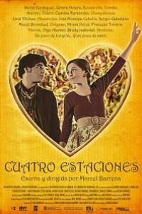 Caratula, cartel, poster o portada de Cuatro estaciones