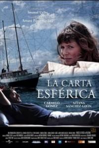 Caratula, cartel, poster o portada de La carta esférica