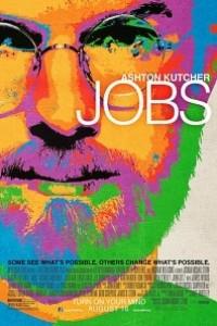 Caratula, cartel, poster o portada de Jobs