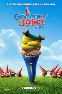 Caratula, cartel, poster o portada de Gnomeo y Julieta