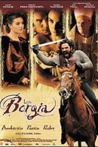 Caratula, cartel, poster o portada de Los Borgia