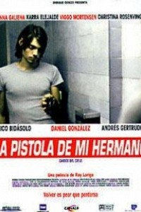 Caratula, cartel, poster o portada de La pistola de mi hermano
