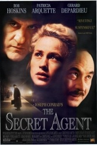 Caratula, cartel, poster o portada de El agente secreto