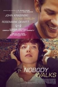 Caratula, cartel, poster o portada de Nobody Walks