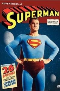 Caratula, cartel, poster o portada de Las aventuras de Superman