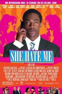 Caratula, cartel, poster o portada de Ella me odia