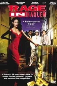 Caratula, cartel, poster o portada de Redada en Harlem
