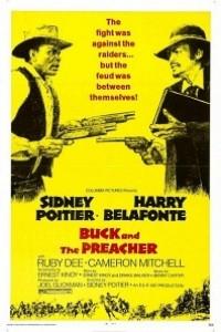 Caratula, cartel, poster o portada de Buck y el farsante