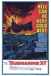 Caratula, cartel, poster o portada de Submarino X-1