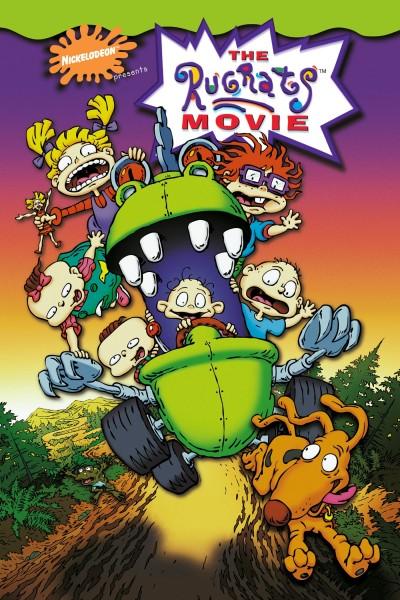 Caratula, cartel, poster o portada de Rugrats. La película