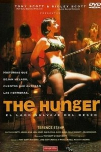 Caratula, cartel, poster o portada de The Hunger. El lado salvaje del deseo