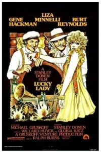 Caratula, cartel, poster o portada de Los aventureros de Lucky Lady
