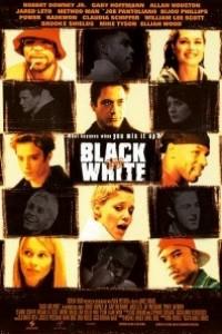 Caratula, cartel, poster o portada de Black & White