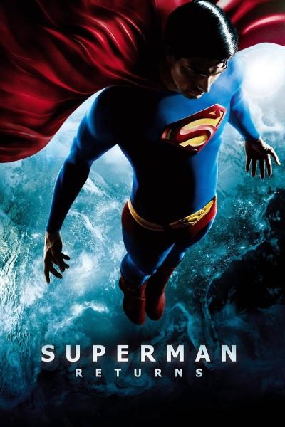 Caratula, cartel, poster o portada de Superman Returns: El regreso