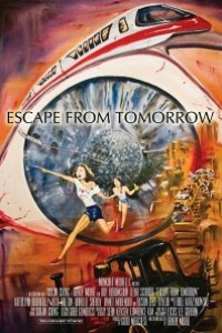 Caratula, cartel, poster o portada de Escape from Tomorrow