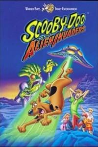 Caratula, cartel, poster o portada de Scooby-Doo y los invasores alienígenas